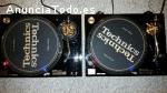2 TECNICAS SL-1200GLD MINT Limited Oro