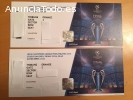 2016 UEFA Champions League Final Ticket