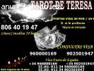 TERESA vidente,Tarotista,medium..visa 30minutos-20euros visa