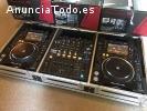 2x CDJ-2000 Nexus, 1x DJM-900-NXS