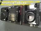 2x pioneer cdj-2000nxs2 & 1x djm-900nxs2