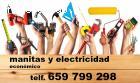 Manitas y Electricidad barato en Toledo-