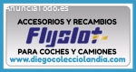 ACCESORIOS Y RECAMBIOS FLYSLOT EN MADRID