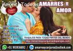 AMARRES DE AMOR Y LIGAMIENTOS