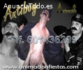antiboy show de humor, Valencia