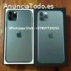 Apple iPhone 11 Pro y 11 Pro Max =  $600