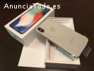 Apple iPhone X - 256GB - Space Grey (Unl