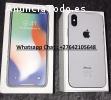 Apple iPhone X   €445 y iPhone 8 - €370