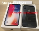 Apple iPhone X 64GB per 400  EUR