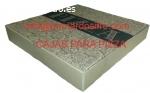 Caja de carton para pizza 33x33