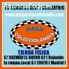 CALCAS CARTRIX / MITOOS PARA SCALEXTRIC