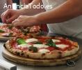 Camarero, cocineros y pizzeros necesitan