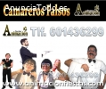 camareros falsos Asturias