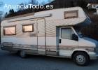 Camping-autocar Hymer 55