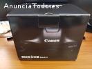 Canon EOS-1DX Cámara Digital SLR Negro