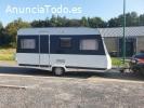 Caravana Dethleffs, modelo Rondo 460, de