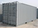 Contenedores ISO marítimos y refrigerado