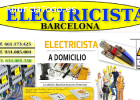 Contrata un Electricista en Barcelona