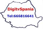 Digi Tv Spania Antene Parabolic Satelit