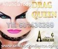 drag queen para Asturias