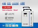 Enfriador de agua industrial pequeño CW-