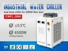 Enfriador de agua para láser de fibra