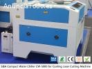 Enfriador de agua pequeño CW5000