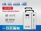 Enfriador de aire industrial CW5000