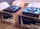For Sale::PIONEER PAIR CDJ-2000 DJ CD PL