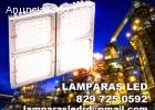Iluminacion para fabricas y naves indust