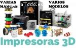 Impresoras 3d profesionales e industrial