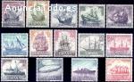 Intercambio de sellos de España 3x1.