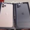 iPhone 11 Pro 380EUR €, iPhone 11 320EUR