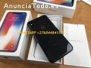 iPhone X 64GB 430 € iPhone X 256GB 500€