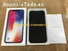 iPhone X 64GB Gris Espacial/Plata 450€ i