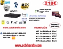 KIT VIDEOVIGILANCIA FULL HD 1080P