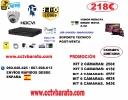 KIT VIDEOVIGILANCIA FULL HD 1080P