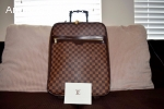 Louis Vuitton maleta Pegase 45 Damier