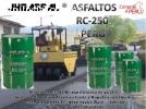 MANTO ASFALTICO&ASFALTOS RC-250 EN FRIO
