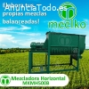 mezlcadora horizontal MKMH500B