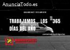 Mini traslados MADRID y Alrededores
