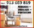 MUDANZAS EN SAN FERNANDO DE HENARES