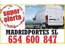 MUDANZAS Madrid baratos ARAVACA