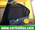 Parasoles pantallas cortinillas solares