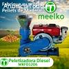 peletizadora diesel MKFD120A