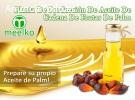 Planta De Producción De Aceite