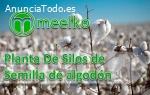 Planta De Silos de Semilla de algodón