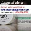Polvo Aislante de CBD 99%+ Compre aceite