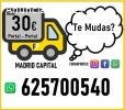 Portes baratos Madrid:625▪700540 (30€)