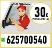 Portes baratos Moncloa: 625▪700540 (Madr